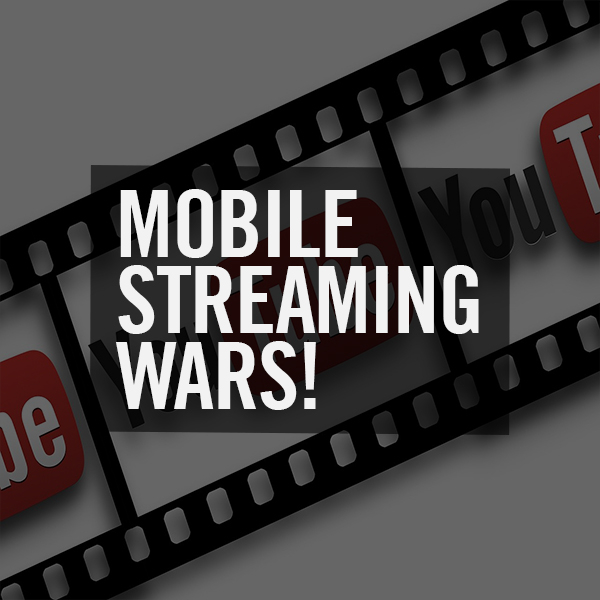 YouTube takes the crown in the mobile streaming wars