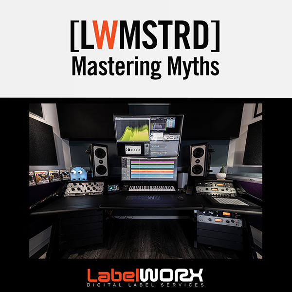 Top 5 Mastering Myths