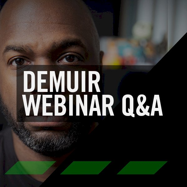 'Finding Your Sound' - Live Webinar with Demuir