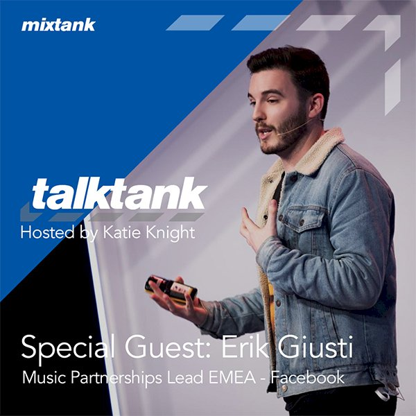 Expert advice for artists & labels from Facebook's Music Partnerships Lead, Erik Giusti