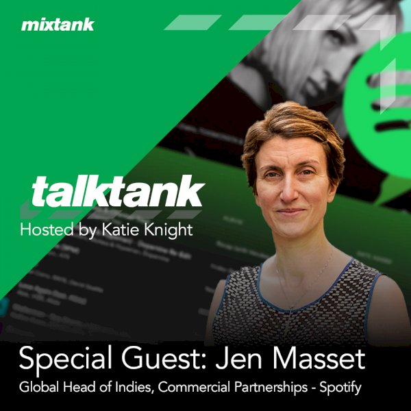 Free Spotify Webinar With Mixtank