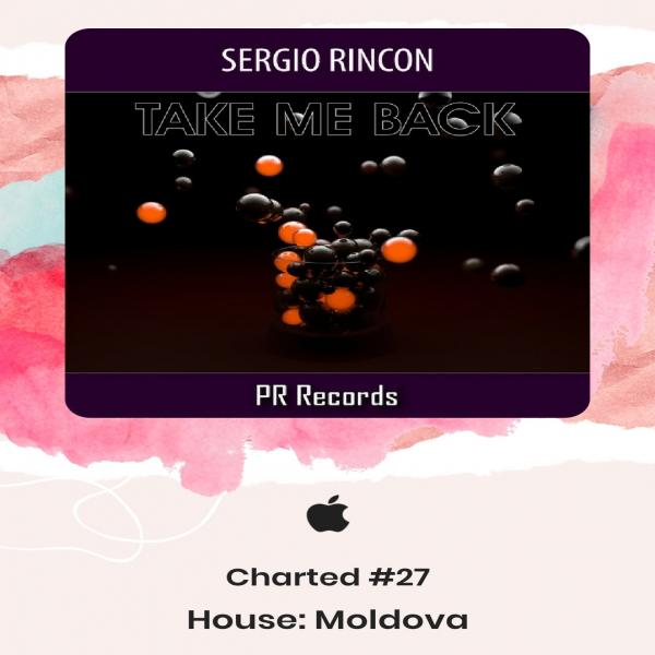# 27 Moldavia Sergio Rincon - Take me back