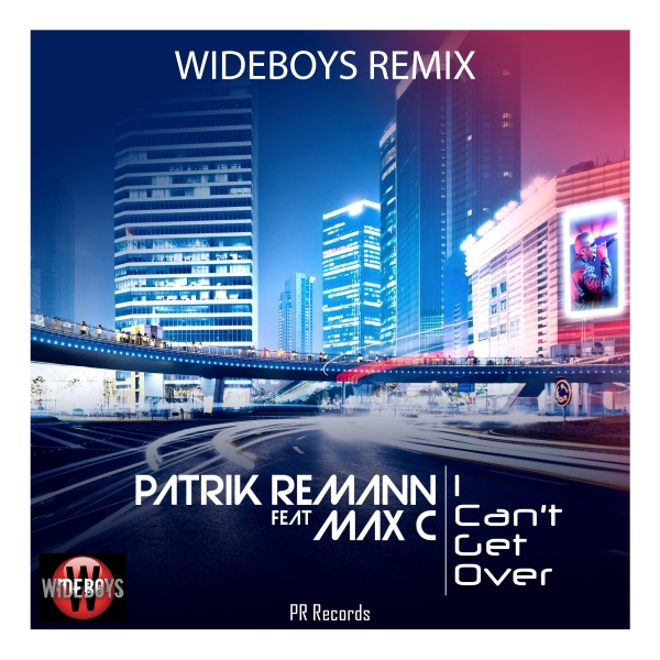 Patrik Remann Feat Max C - I cant get over'  #26 On swedish dancechart
